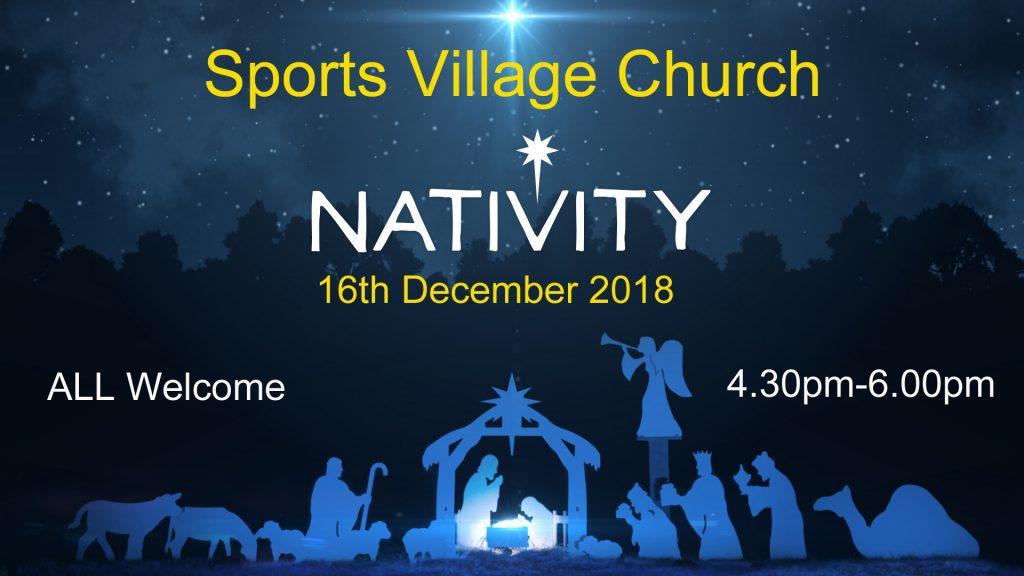 Nativity SVC Poster