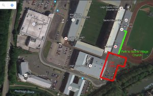 Click Map for Parking and Directions to SVC
